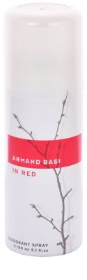 Armand Basi In Red Deo-Spray für Damen