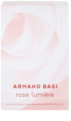 Armand Basi Rose Lumiere Eau de Toilette para mulheres 1