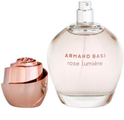 Armand Basi Rose Lumiere Eau de Toilette para mulheres 4