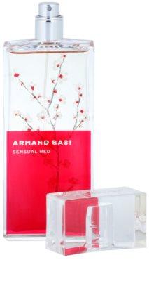 Armand Basi Sensual Red Eau de Toilette für Damen 3