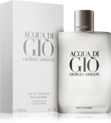 Armani Acqua di Gio Pour Homme eau de toilette para hombre 1