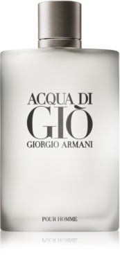 Armani Acqua di Gio Pour Homme Eau de Toilette para homens