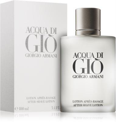 Armani Acqua di Gio Pour Homme After Shave für Herren 1