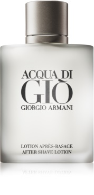 Armani Acqua di Gio Pour Homme after shave pentru barbati