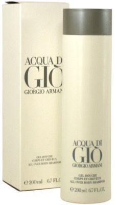 Armani Acqua di Gio Pour Homme sprchový gél pre mužov