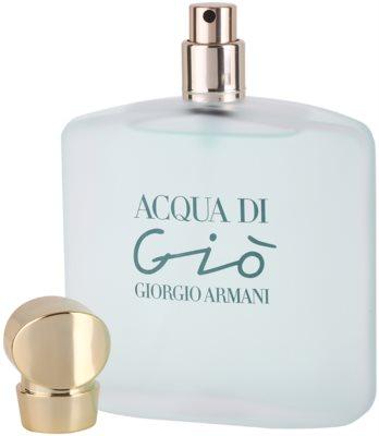 Armani Acqua di Gio Eau de Toilette pentru femei 3