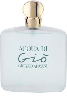 Armani Acqua di Gio Eau de Toilette tester pentru femei