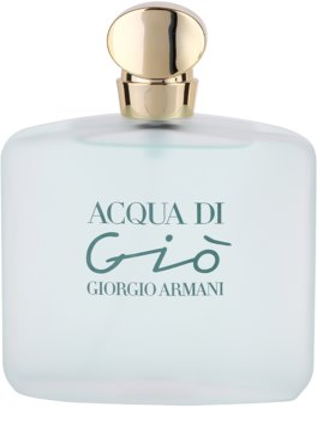 Armani Acqua di Gio toaletna voda Tester za ženske