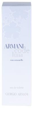 Armani Code Luna woda toaletowa dla kobiet 4