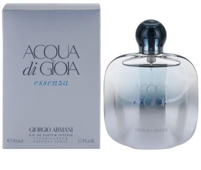 Armani Acqua di Gioia Essenza eau de parfum nőknek