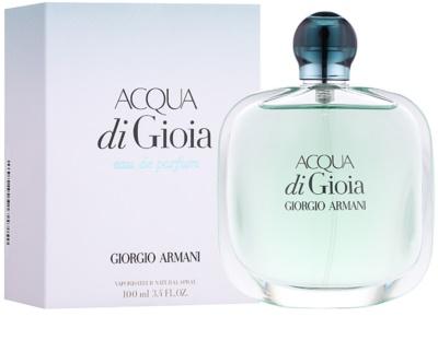 Armani Acqua di Gioia Eau de Parfum für Damen 1