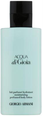 Armani Acqua di Gioia mleczko do ciała dla kobiet