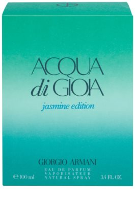 Armani Acqua di Gioia Jasmine parfémovaná voda pre ženy 4