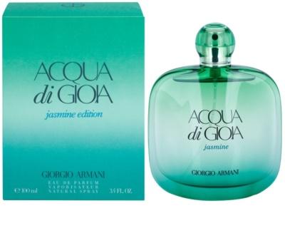 Armani Acqua di Gioia Jasmine eau de parfum nőknek