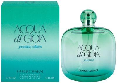 Armani Acqua di Gioia Jasmine parfémovaná voda pre ženy