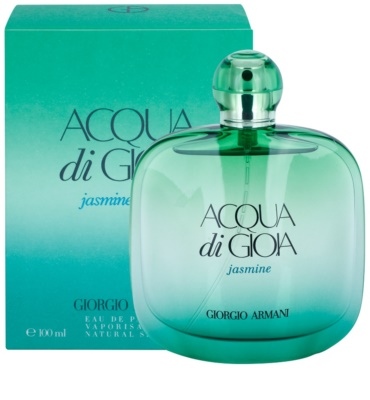 Armani Acqua di Gioia Jasmine parfémovaná voda pre ženy 1