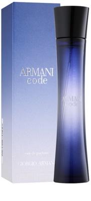 Armani Code Woman woda perfumowana dla kobiet 1