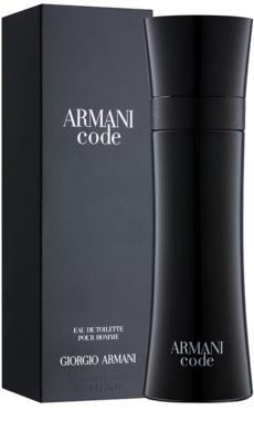 Armani Code toaletní voda pro muže 1