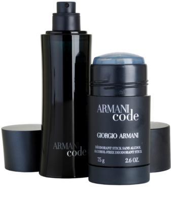 Armani Code подаръчни комплекти 2