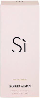 Armani Si Eau De Parfum pentru femei 4