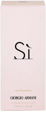 Armani Si Eau de Parfum für Damen 4