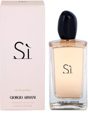 Armani Si Eau De Parfum pentru femei