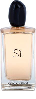 Armani Si Eau de Parfum für Damen 2
