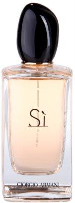 Armani Si parfumska voda Tester za ženske