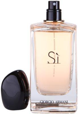 Armani Si Eau De Parfum tester pentru femei 1