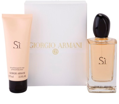 Armani Si подаръчни комплекти
