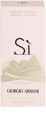 Armani Si Limited Edition eau de parfum para mujer 4