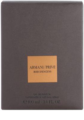 Armani Prive Bois D'Encens Eau de Parfum unissexo 4