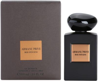 Armani Prive Bois D'Encens parfumska voda uniseks