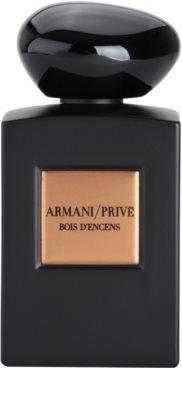 Armani Prive Bois D'Encens Eau de Parfum unissexo 2