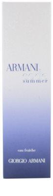 Armani Code Summer Pour Femme 2010 eau de toilette para mujer   ( eau fraiche ) 3