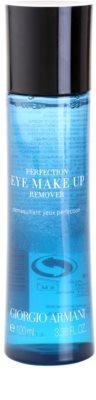 Armani Cleansers and Toners двофазний засіб для зняття макіяжу для шкріри навколо очей