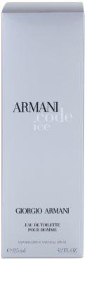 Armani Code Ice eau de toilette para hombre 4