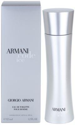 Armani Code Ice Eau de Toilette para homens