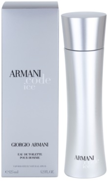 Armani Code Ice toaletní voda pro muže