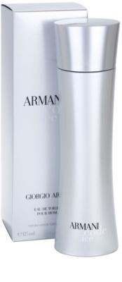 Armani Code Ice eau de toilette para hombre 1