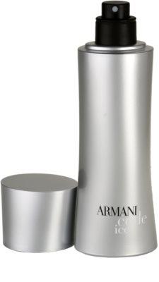 Armani Code Ice тоалетна вода тестер за мъже