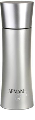 Armani Code Ice тоалетна вода тестер за мъже 1