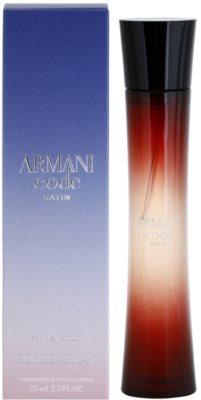 Armani Code Satin Eau de Parfum für Damen