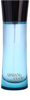 Armani Armani Code Turquoise Eau de Toilette pentru barbati 2