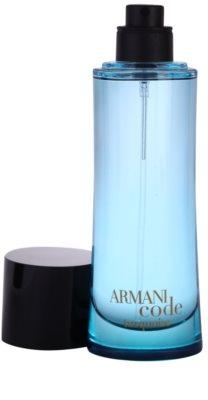 Armani Armani Code Turquoise Eau de Toilette pentru barbati 3