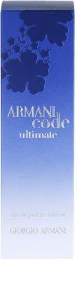 Armani Code Ultimate Femme Eau De Parfum pentru femei 3