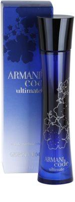 Armani Code Ultimate Femme Eau De Parfum pentru femei 2