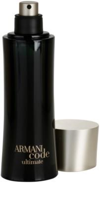Armani Code Ultimate Eau de Toilette tester pentru barbati 1