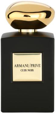 Armani Prive Cuir Noir Eau de Parfum unissexo 2