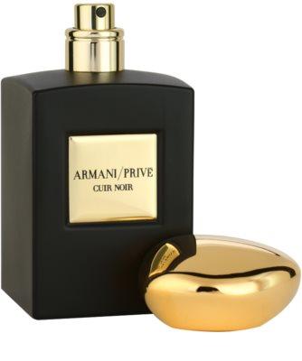 Armani Prive Cuir Noir Eau de Parfum unissexo 3